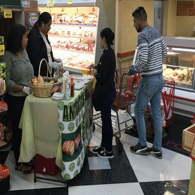 Comida Dominicana- Pasteles en Hoja – Degustacion -1
